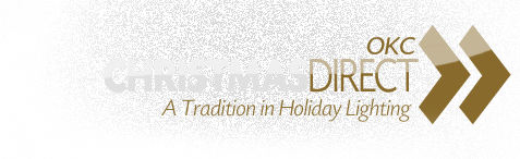Christmas Direct OKC Logo